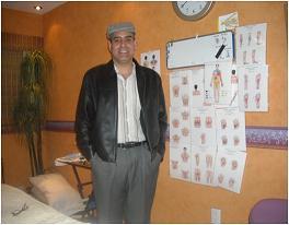Juan Luis Ordaz Sabag, MMP, DVM