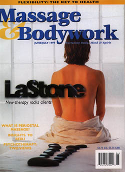 Massage and Bodywork - June/July 1999