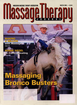 Massage Therapy Journal - Winter 2000